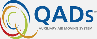 QADs Auxiliary Air Moving System
